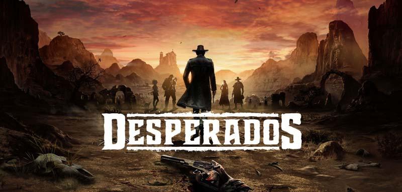 سی دی کی اورجینال بازی Desperados 3