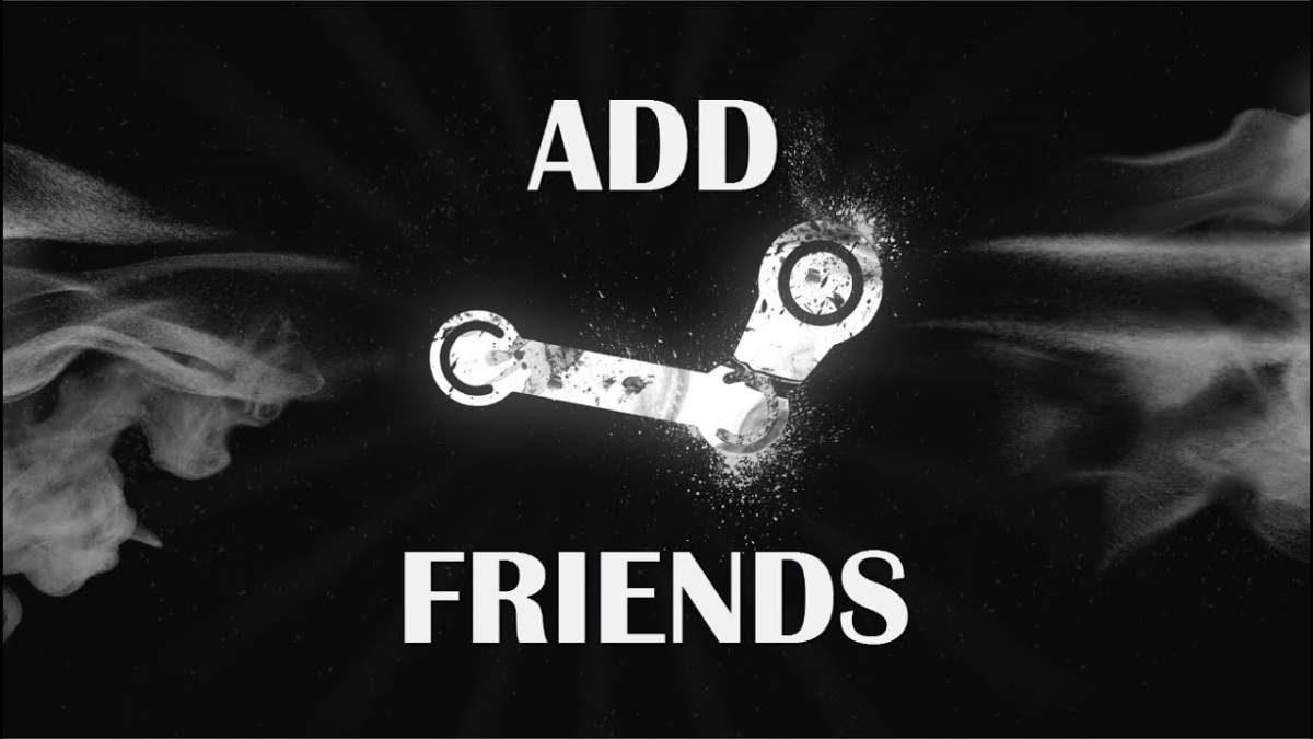 اضافه کردن دوست در استیم