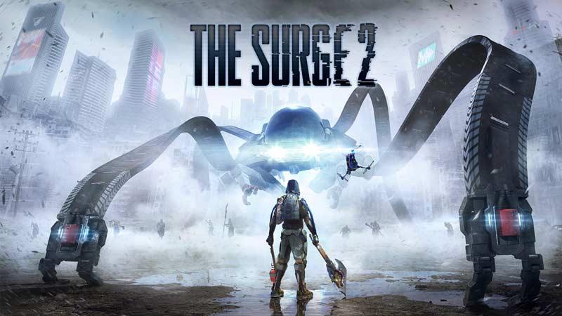 سی دی کی اورجینال بازی The Surge 2