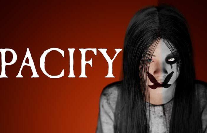 سی دی کی اورجینال بازی Pacify
