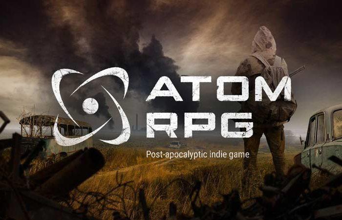 سی دی کی اورجینال بازی ATOM RPG