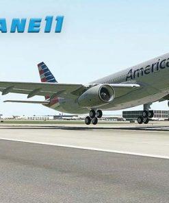 سی دی کی اورجینال بازی X-Plane 11