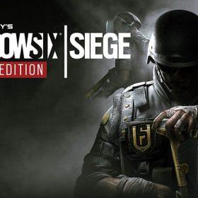 سی دی کی اورجینال Rainbow Six Siege Deluxe Edition