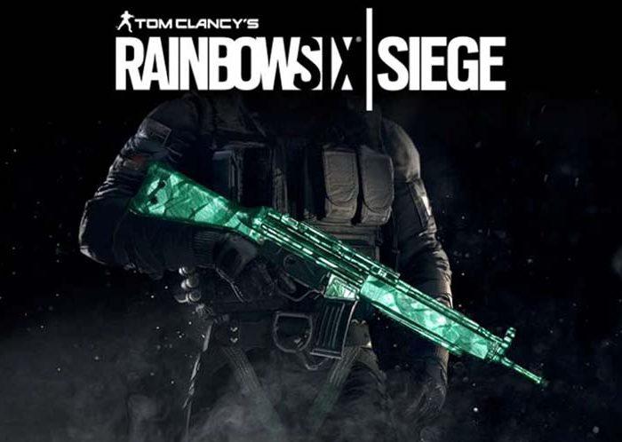 خرید اسکین های رینبو سیکس (Rainbow Six Skins)