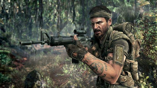سی دی کی اورجینال بازی Call of Duty Black Ops