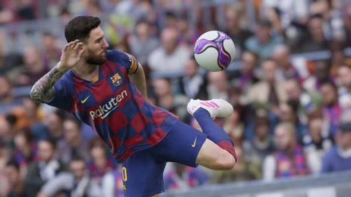 سی دی کی اورجینال eFootball PES 2020 (پی اس 2020)