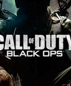 سی دی کی بازی Call of Duty Black Ops اورجینال