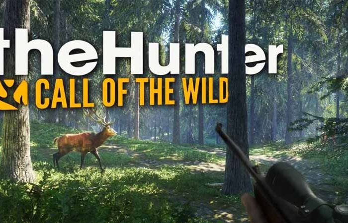 سی دی کی بازی theHunter: Call of the Wild اورجینال