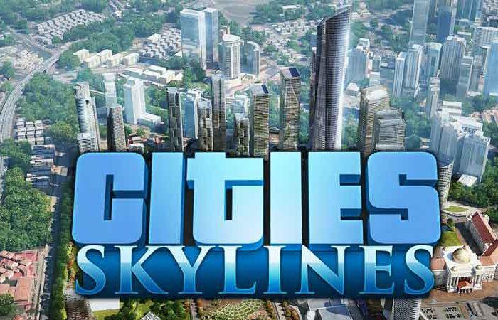 سی دی کی اورجینال بازی Cities Skylines