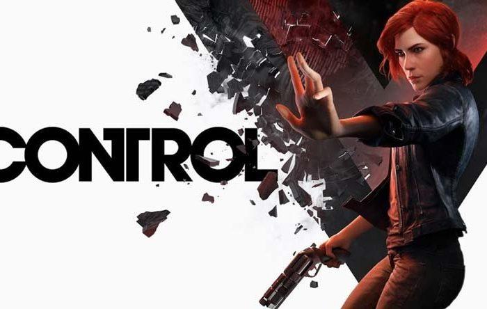 سی دی کی اورجینال بازی Control