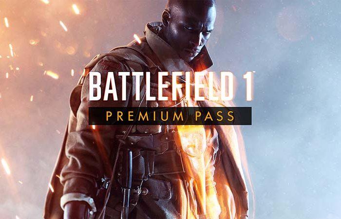 سی دی کی Battlefield 1 Premium Pass (پریمیوم پس بازی)