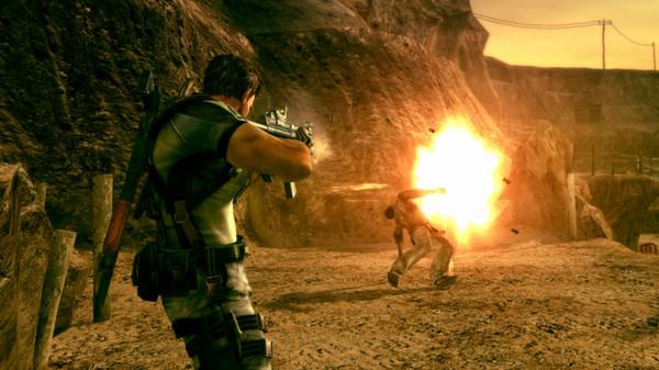 سی دی کی اورجینال Resident Evil 5 / Biohazard 5