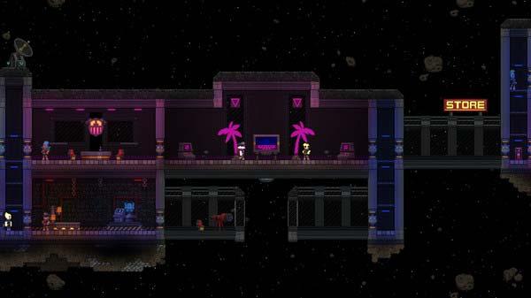 سی دی کی اورجینال بازی Starbound
