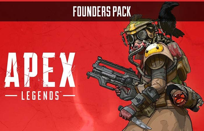 سی دی کی Apex Legends Pack