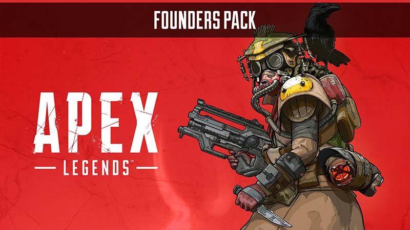 سی دی کی Apex Legends Pack