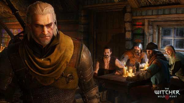 سی دی کی بازی The Witcher 3 Wild Hunt