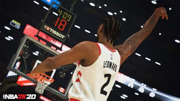 سی دی کی اورجینال بازی NBA 2K20