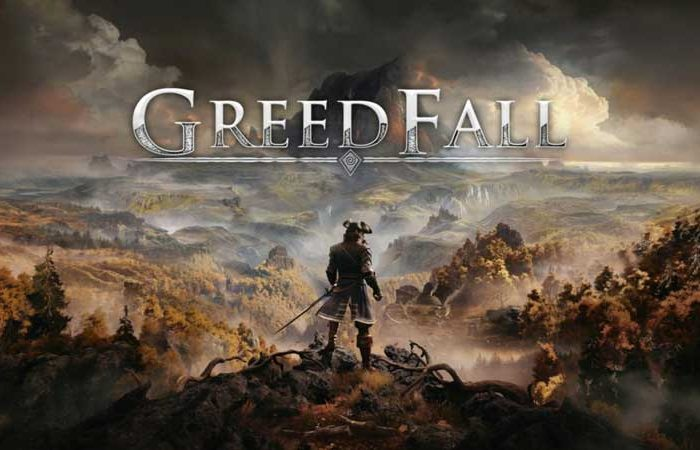 سی دی کی اورجینال بازی GreedFall