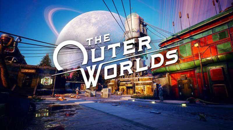 سی دی کی اورجینال بازی The Outer World