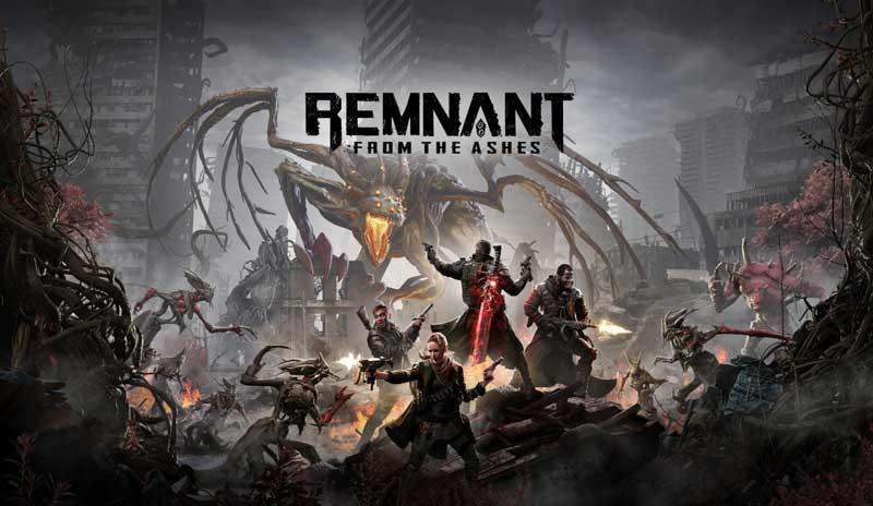 سی دی کی اورجینال بازی Remnant From the Ashes