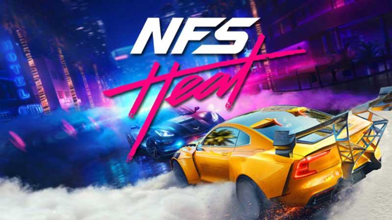 سی دی کی اورجینال بازی Need for Speed Heat