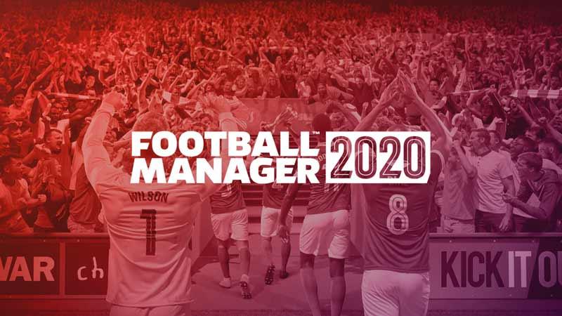 سی دی کی اورجینال بازی Football Manager 2020