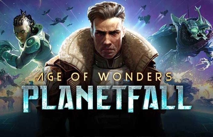 سی دی کی اورجینال بازی Age of Wonders Planetfall