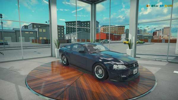 سی دی کی اورجینال بازی Car Mechanic Simulator 2018