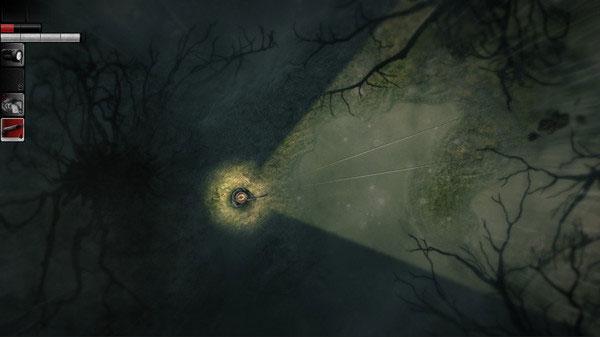 سی دی کی اورجینال بازی Darkwood