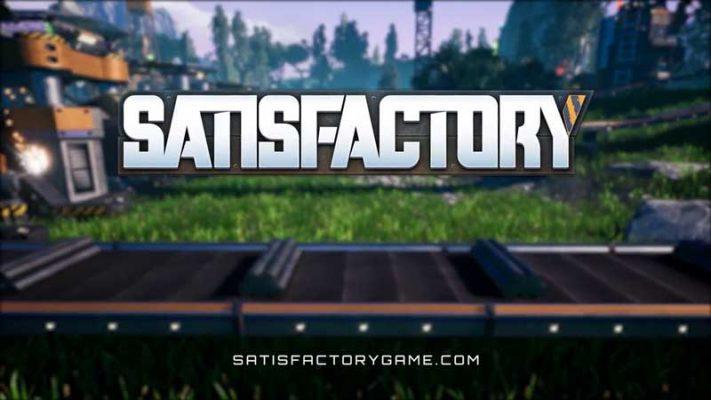 سی دی کی اورجینال بازی Satisfactory