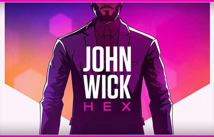 سی دی کی اورجینال بازی John Wick Hex