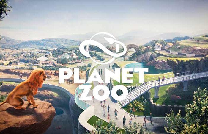 سی دی کی اورجینال بازی Planet Zoo