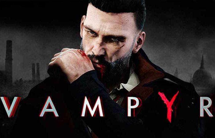 سی دی کی اورجینال بازی Vampyr