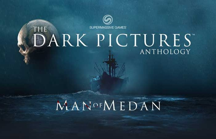 سی دی کی اورجینال بازی The Dark Pictures Anthology Man of Medan