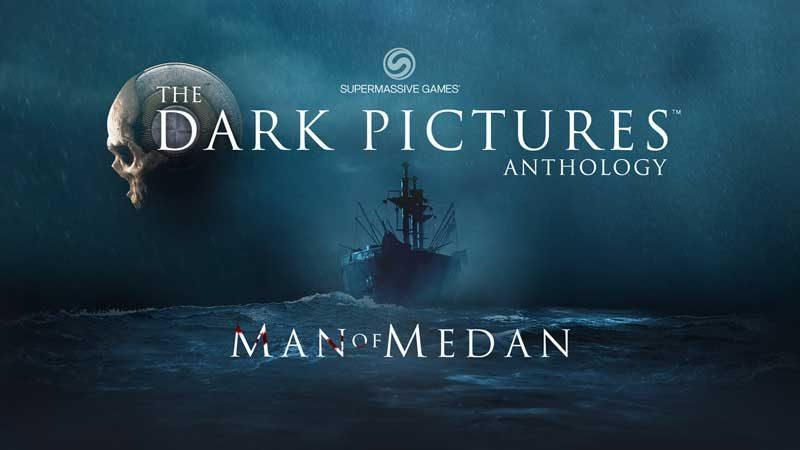 سی دی کی اورجینال بازی The Dark Pictures Anthology Man of Medan