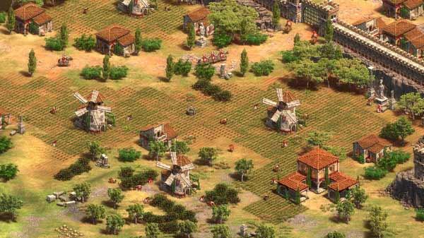 سی دی کی اورجینال بازی Age of Empires 2 Definitive Edition