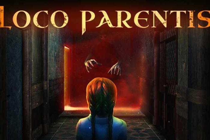 سی دی کی اورجینال بازی Loco Parentis