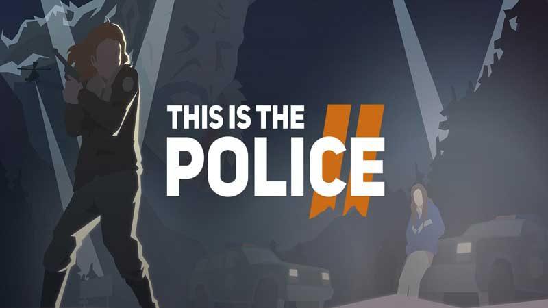 سی دی کی اورجینال بازی This Is the Police 2