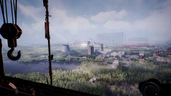 سی دی کی اورجینال بازی Chernobylite
