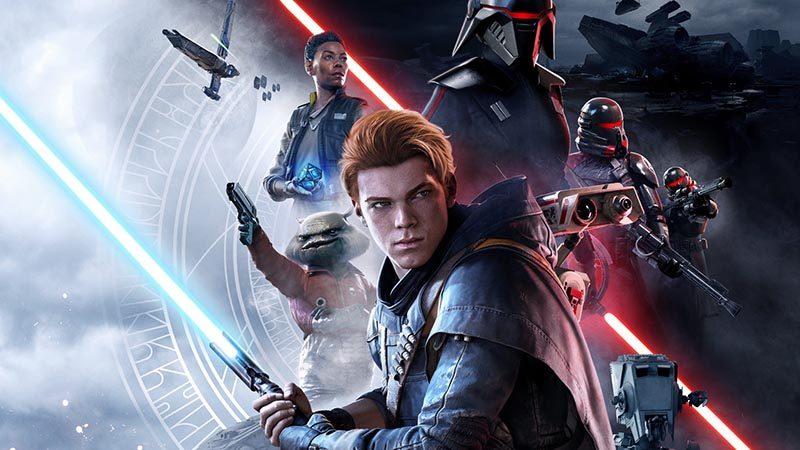 سی دی کی اورجینال Star Wars Jedi Fallen Order