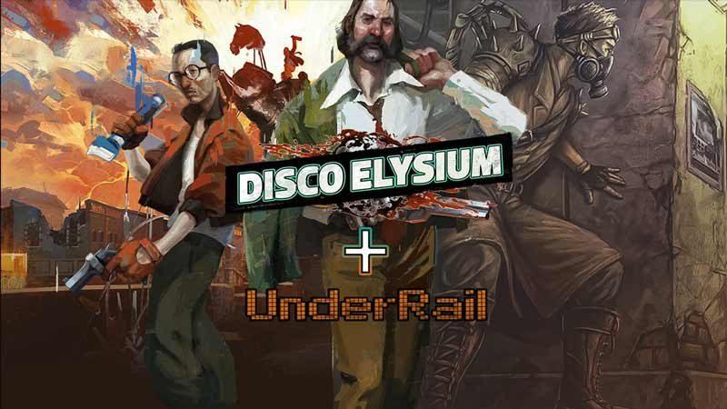سی دی کی اورجینال بازی Disco Elysium