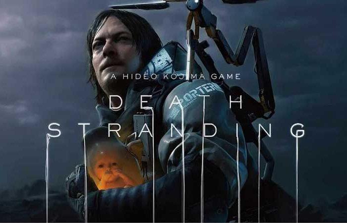 سی دی کی اورجینال بازی Death Stranding
