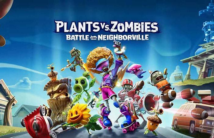 سی دی کی اورجینال Plants vs Zombies Battle for Neighborville