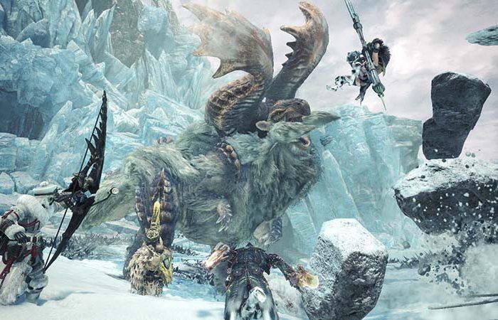 سی دی کی اورجینال Monster Hunter World Iceborne
