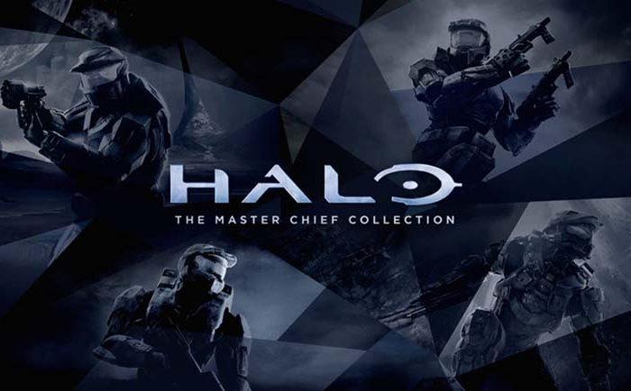 سی دی کی اورجینال Halo The Master Chief Collection