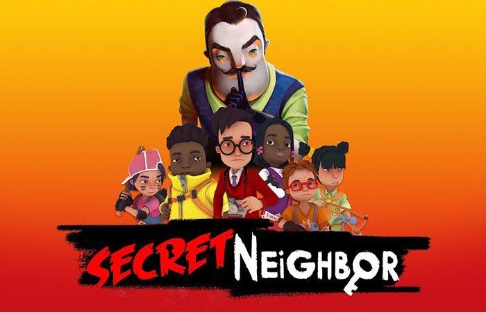 سی دی کی اورجینال بازی Secret Neighbor