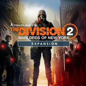 سی دی کی Division 2 Warlords of New York Expansion (اکسپنشن بازی)