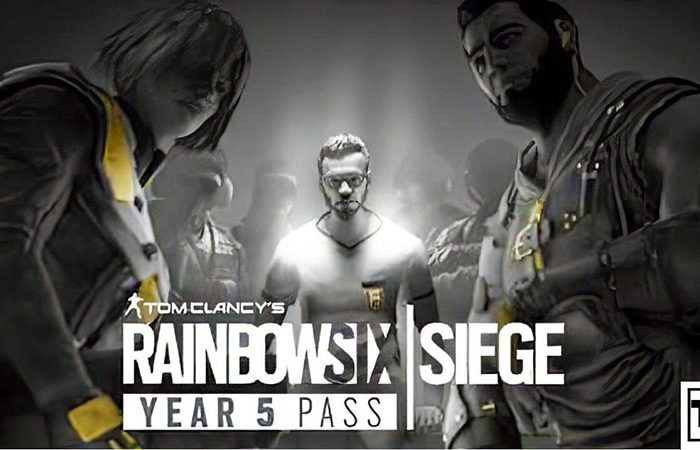 سی دی کی Rainbow Six Siege Year 5 Pass (سیزن پس بازی)