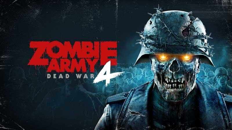 سی دی کی اورجینال بازی Zombie Army 4 Dead War