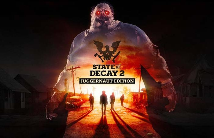 سی دی کی اورجینال State of Decay 2 Juggernaut Edition